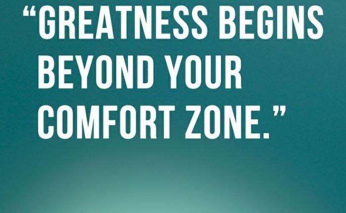 Are you Comfortable BeingUncomfortable?
